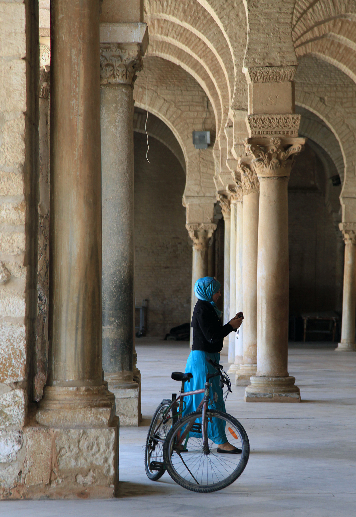 Kairouan -  الجامع الكبير بالقيروان