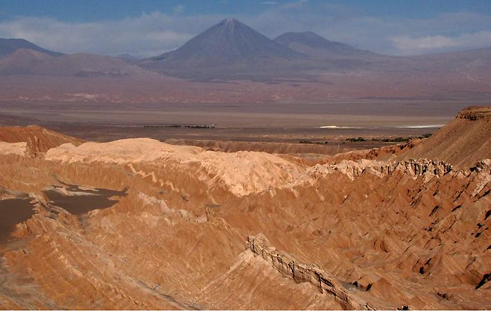 Vale da Morte + Licancabur
