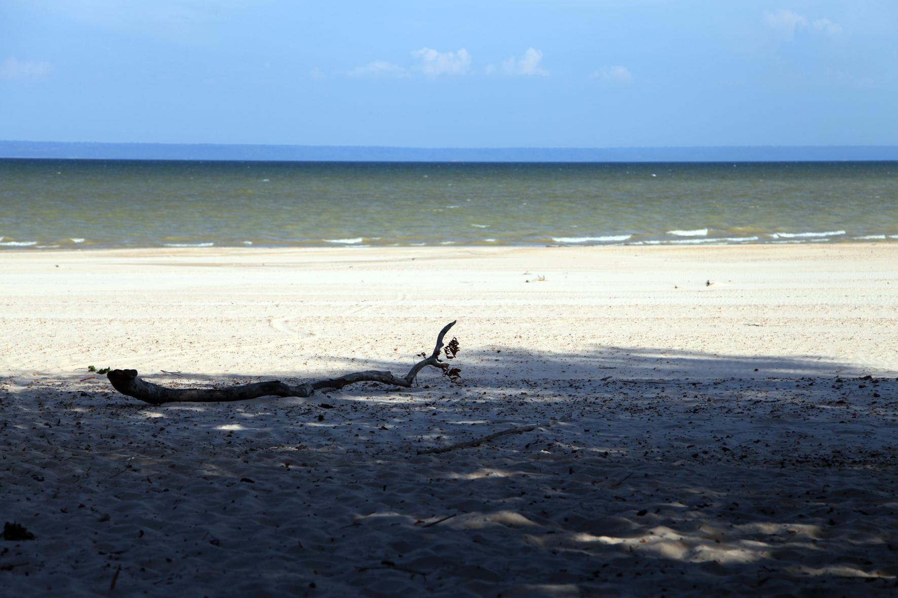 Areia de Praia de Rio