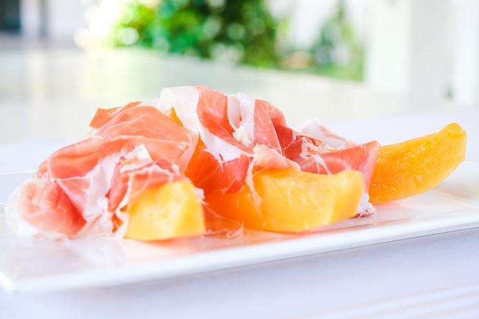 Prosciutto di Parma DOP e melone