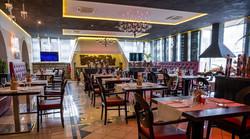 sala interna ristorante Nero Balsamico