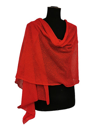 Etole coton rouge