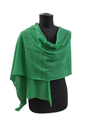 Etole coton et merinos vert