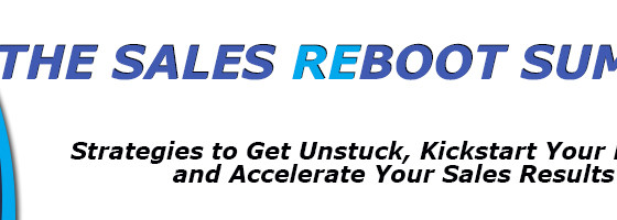 The Sales Reboot Summit