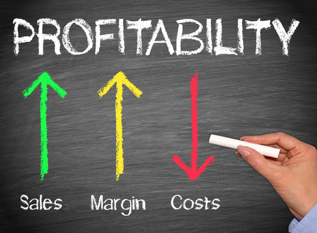 """""""Coloring beyond the lines"""" of profitability"""