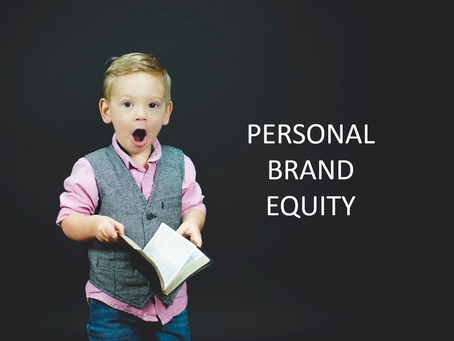 PERSONAL BRAND EQUITY - Increasing Leadership Credibility