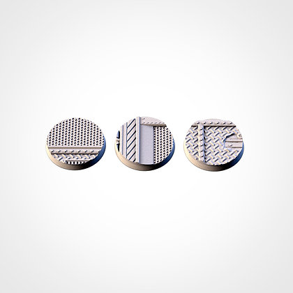40mm bases 3 pack Factory design