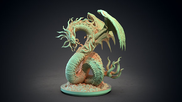 Hunting Horror by clay cyanide miniatures