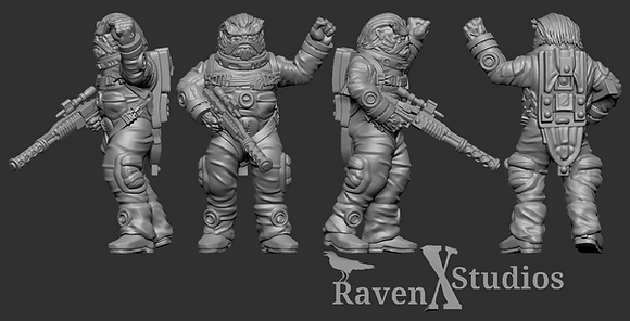 Bistan From RavenX Studios