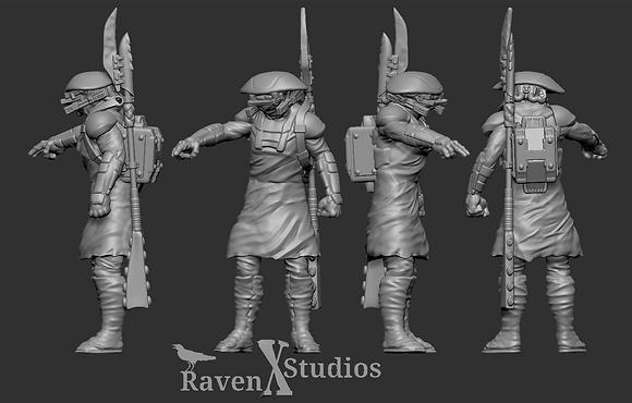Streehn from RavenX Studios