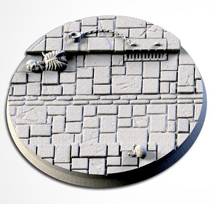 80mm base Dungeon design