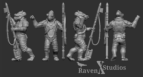 Utai workers  Bundle From RavenX Studios