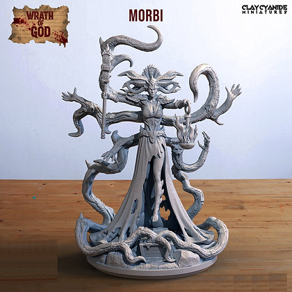 Morbi from clay cyanide