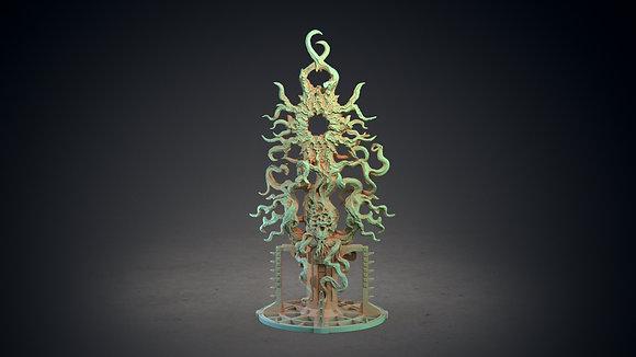 Yog-Sothoth by clay cyanide miniatures