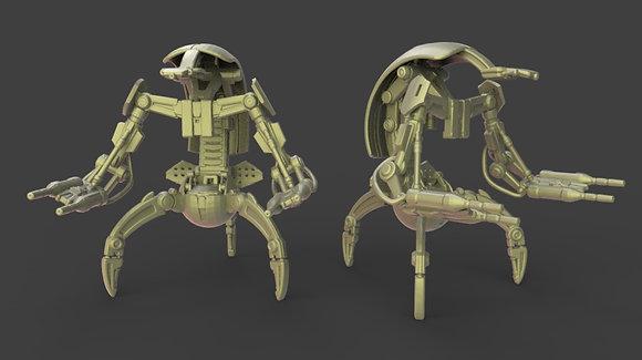 Destroyers from Warblade studio