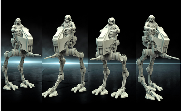 ATRT Rebel walker from Warblades studios