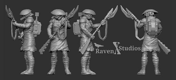 Zuivo from RavenX Studios