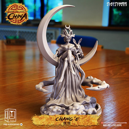 chang e from clay cyanide