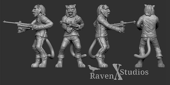 Caitian from RavenX Studios