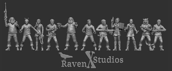 Landing Party from RavenX Studios