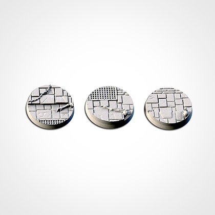 40mm bases 3 pack Dungeon design