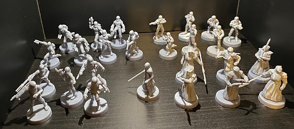 Order 1 army box from Warblade studio