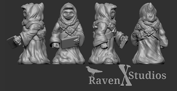 Jawa from RavenX Studios