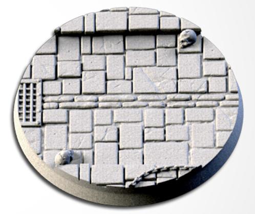 63mm base Dungeon design