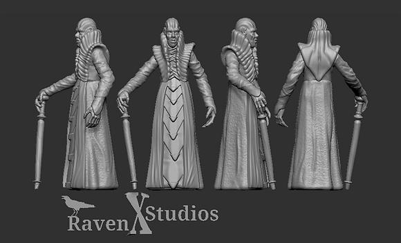 Tion Medon From RavenX Studios
