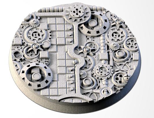 63mm base Steam Punk design