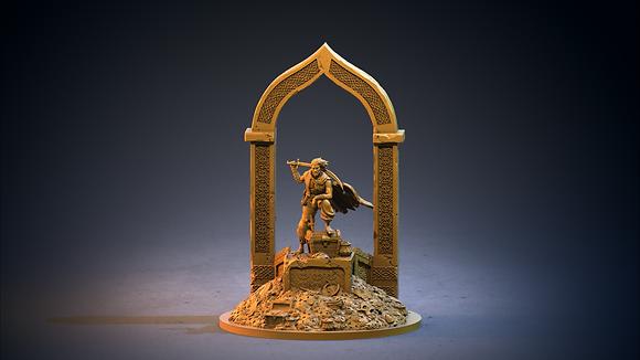 Ali-Baba By Clay Cyanide