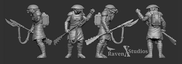 Drego from RavenX Studios