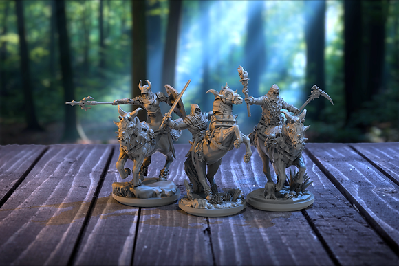 Todorci Horsemen from clay cyanide