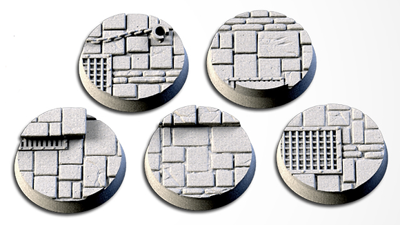 32mm bases 5 pack Dungeon design