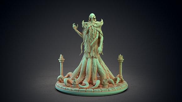 Hastur by clay cyanide miniatures