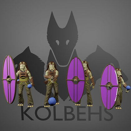 heavy sheild squad and boomba From Kolbehs Painting And Designn