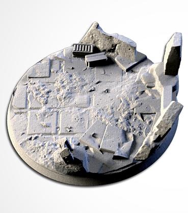 80mm base City Ruins design
