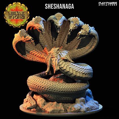 Sheshanaga from Clay Cyanide Miniatures