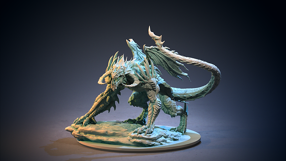 Behemoth from clay cyanide