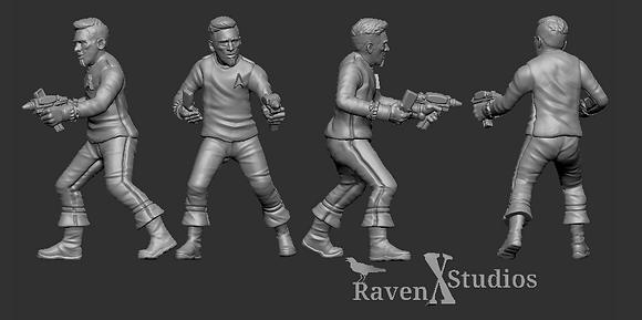 Commander from RavenX Studios