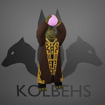 Boomba King From Kolbehs Painting and Design
