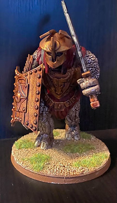 Eastern Troll by Kolbeths Painting and Design
