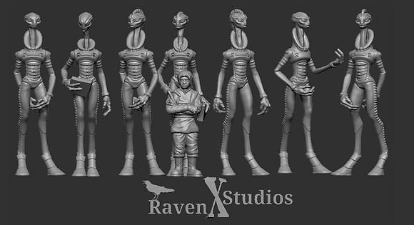 Kaminos Bundle Pack from Raven x Studios