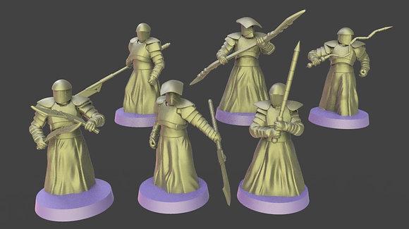 Praetorians from warblade studio