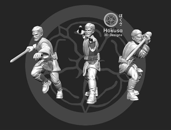 The Negotiator From Hokusa studios
