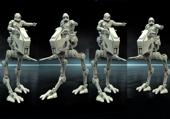 ATRT walker Empire from Warblades studios