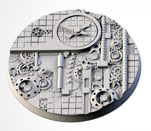 80mm base Steam Punk design