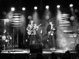 Rock Band Performance pictures!