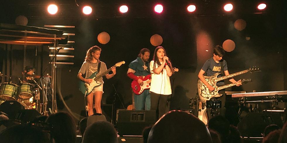 Rock Band Performance!