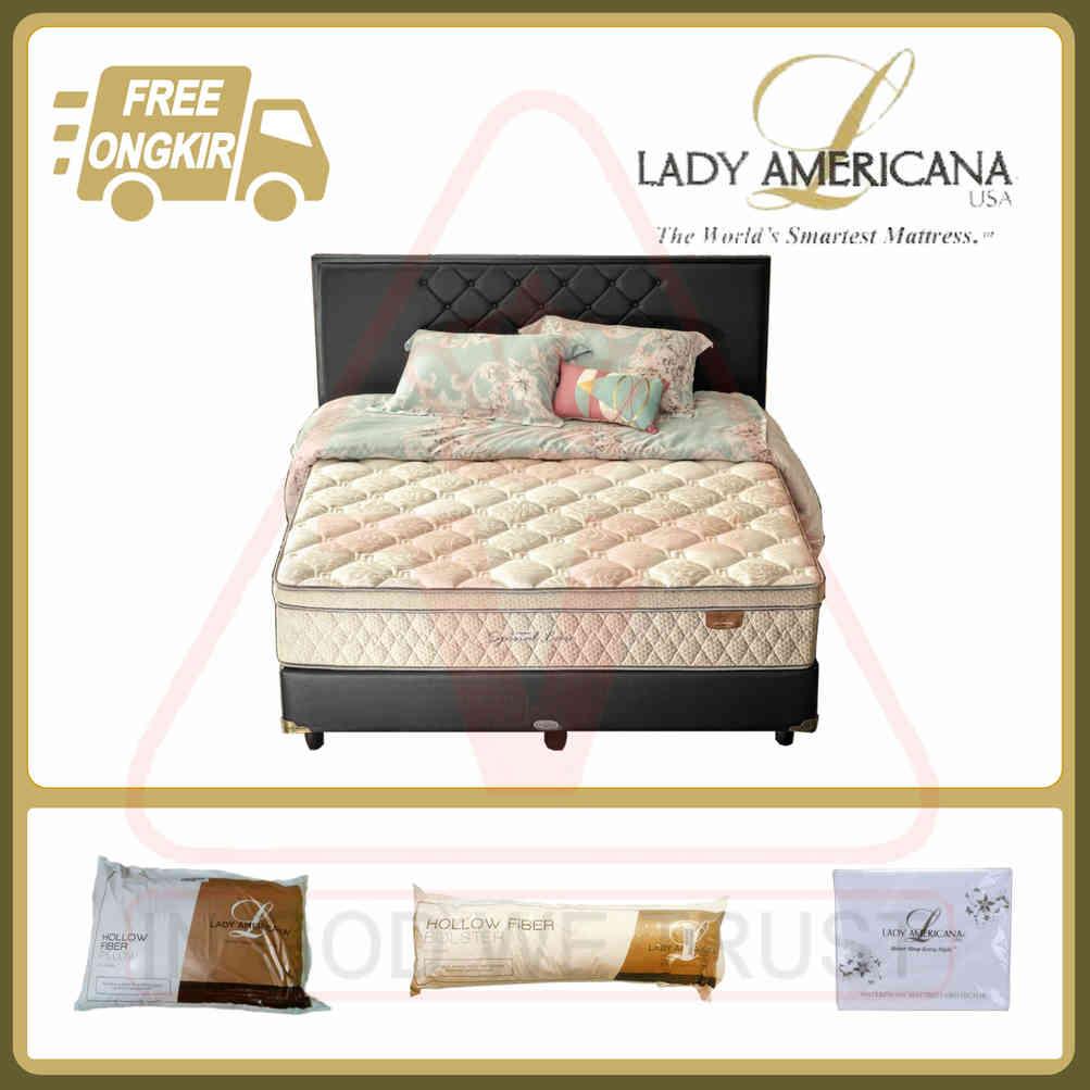 Lady Americana - Spinal Care - Set - 160 x 200 / 160x200
